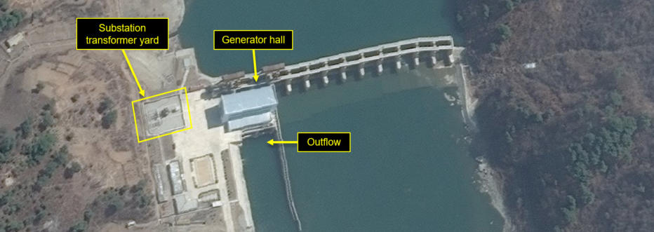 North Korea's Hydroelectric Power – Part I